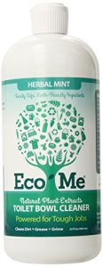 Eco Me Natural Powerful Deep Cleaning Toilet Bowl Cleaner