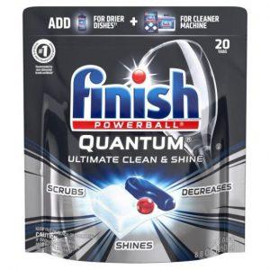 FINISH Quantum Powerball Dishwasher Detergent