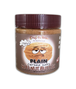 Crazy Go Nuts Walnut Butter