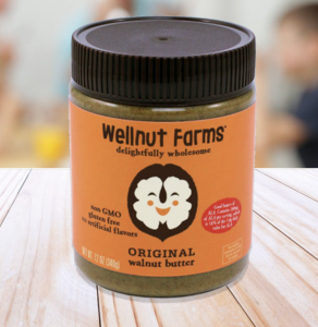 Wellnut Farms walnut butter