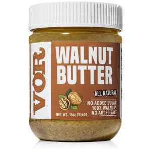 Vör All Natural Walnut Butter