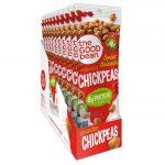 The Good Bean Crunchy Chickpeas Snacks Grab & Go, Sweet Sriracha