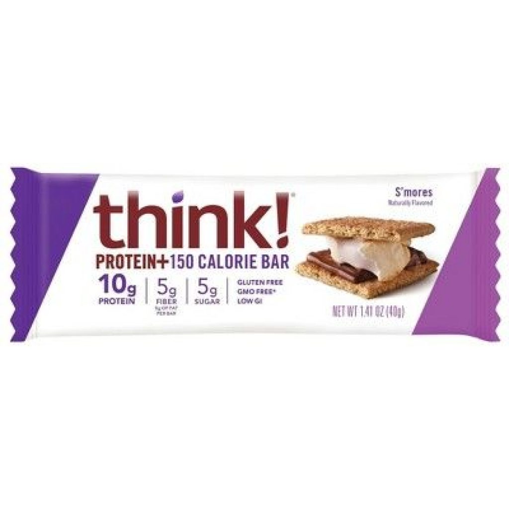 think! Protein+ 150 Calorie Bars - S'mores