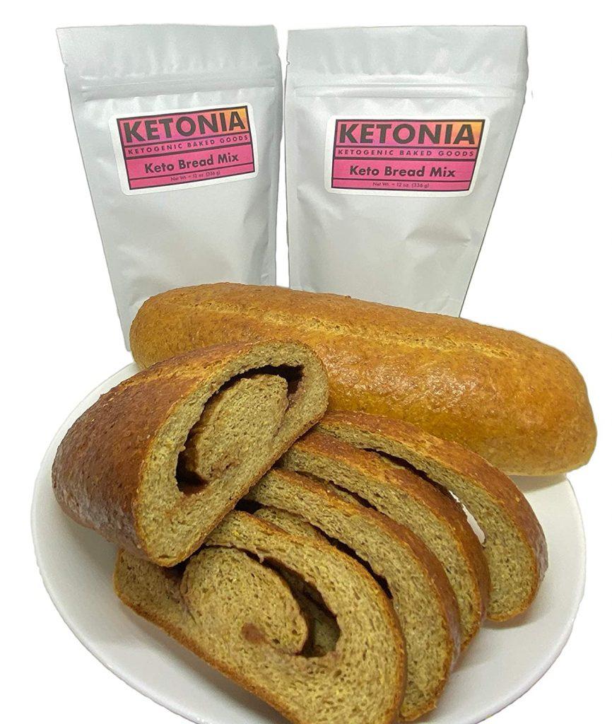 Ketonia Keto Bread Mix