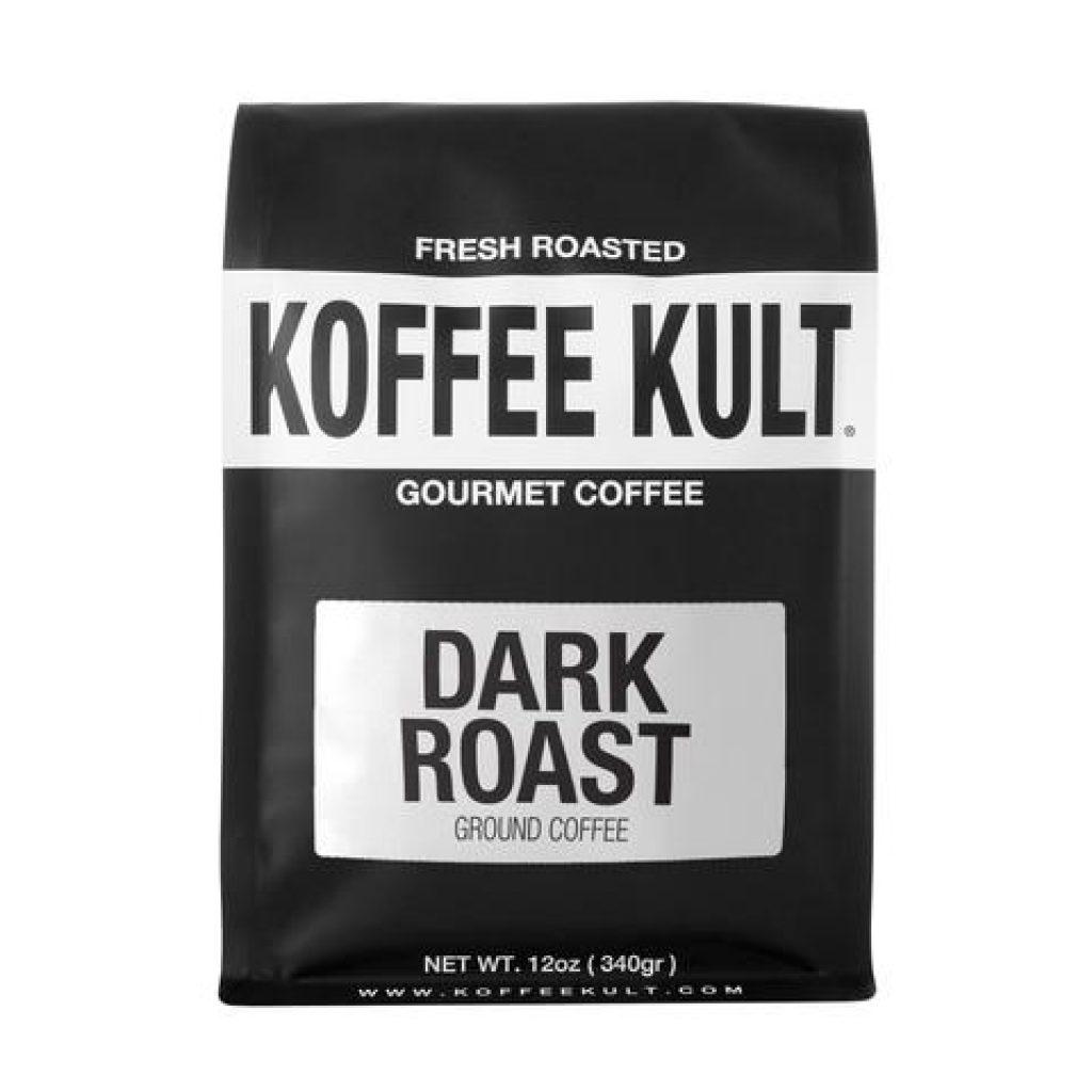 Koffee Kult Ground Dark Roast