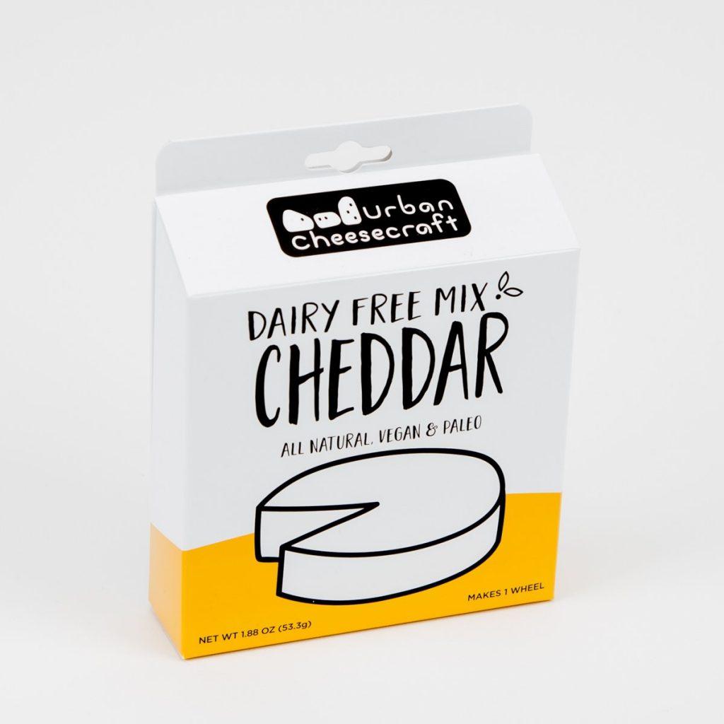 Urban Cheesecraft Dairy-Free Cheddar