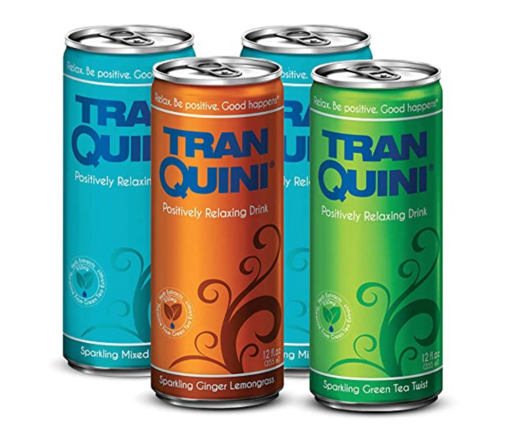 Tranquini All-Natural Relaxation Beverage