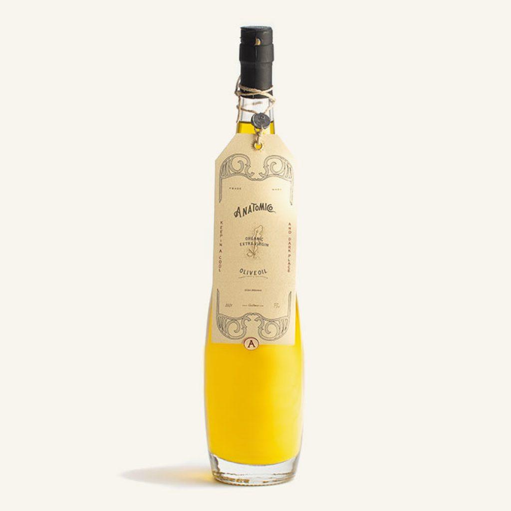 Anatomico Organic Coratina Extra Virgin Olive Oil