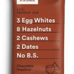 rxbar chocolate hazelnut