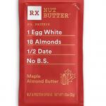 RX Nut Butter, Maple Almond Butter