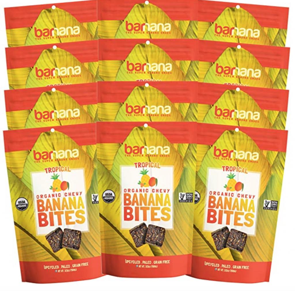 Barnana Organic Chewy Banana Bites