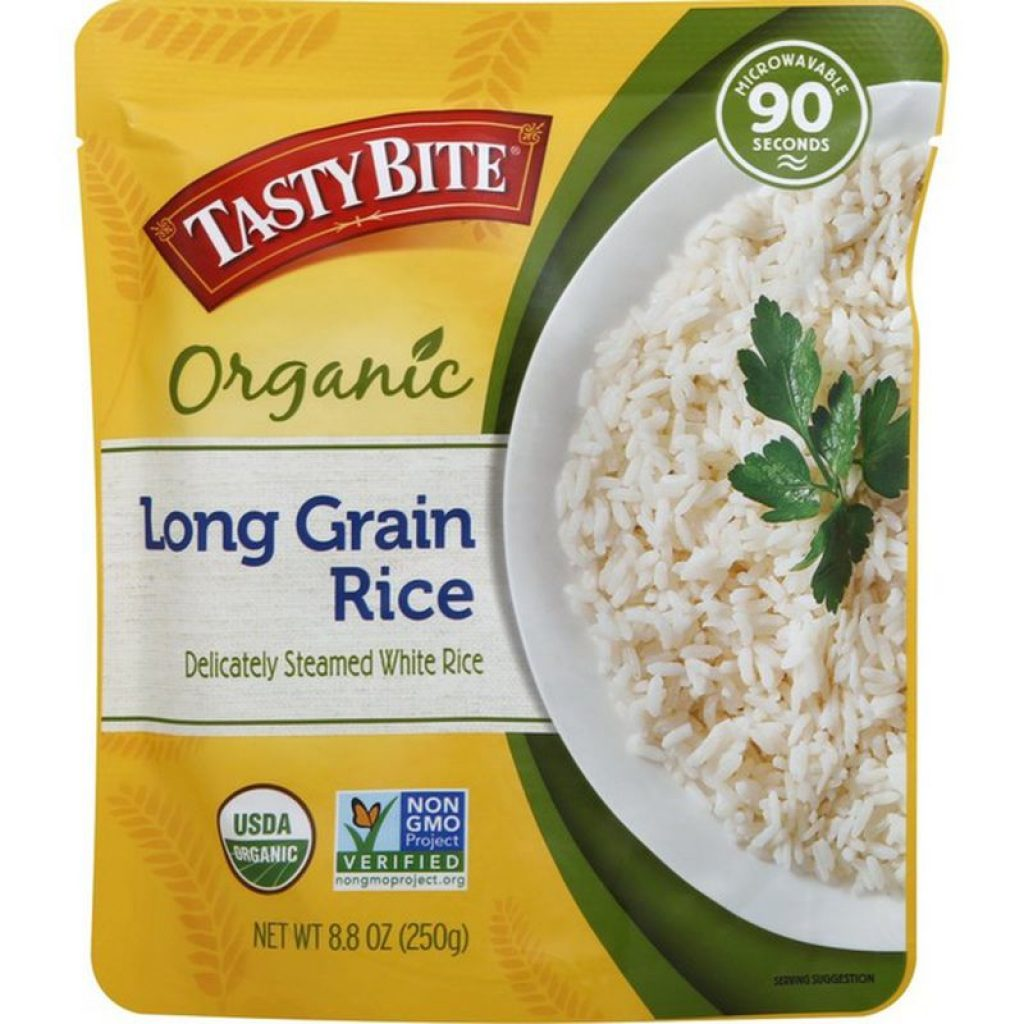 Tasty Bite Organic Long-Grain Rice