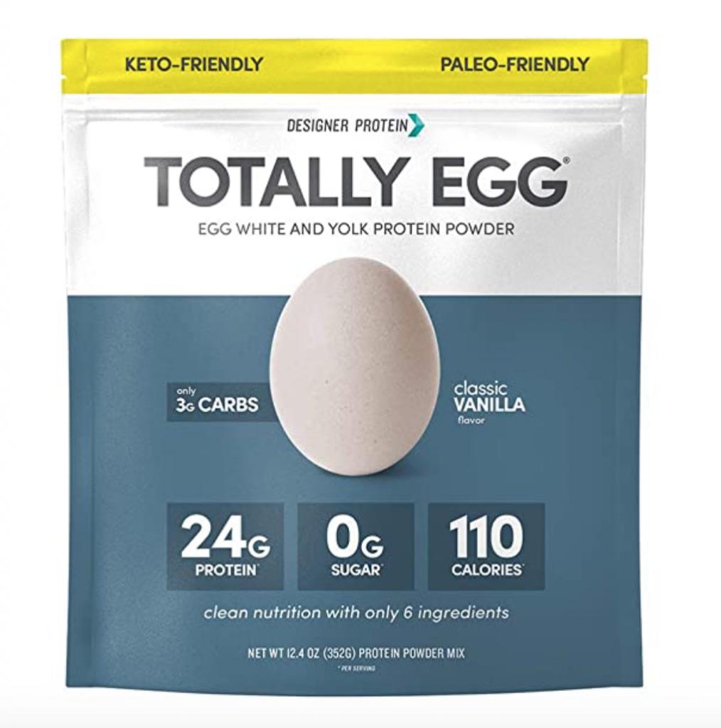 Designer Protein Totally Egg