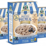 Bakery On Main Gluten-Free, Ancient Grains Instant Oatmeal, Blueberry Scone