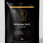 Organic Viejo San Juan Puerto Rican Ground Coffee, Dark Roast