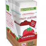 Stretch Island Original Fruit Leather, Strawberry