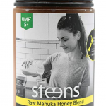Steens Raw Multifloral Manuka Honey MGO 83+ 17.6oz