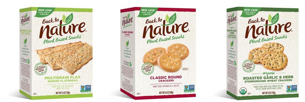 Amazon Back to Nature Cracker