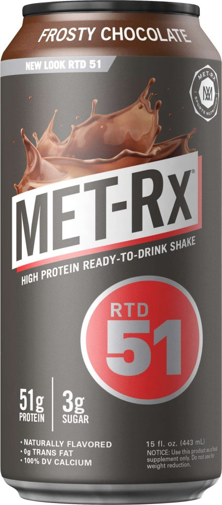 MET-Rx Ready to Drink Keto Protein Shake