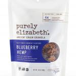 Purely Elizabeth Ancient Grain Granola Cereal Blueberry Hemp