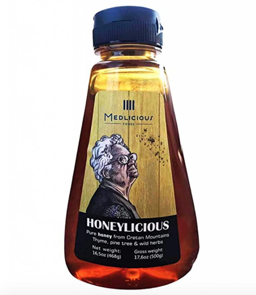 Honeylicious Pure Greek Honey