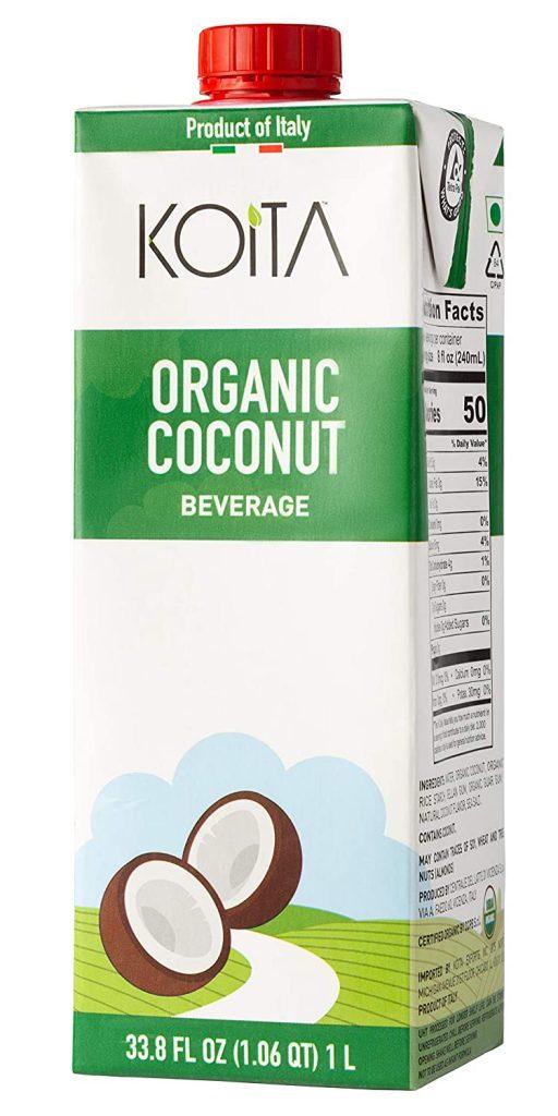 koita coconut milk