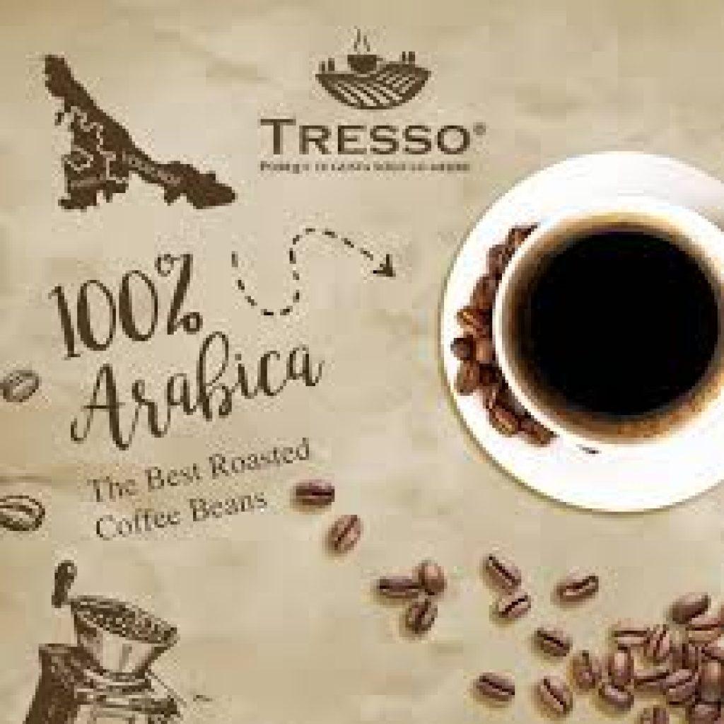 Tresso Arabica Coffee