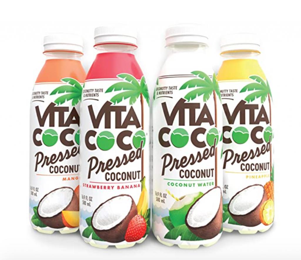 Vita Coco Coconut Water, Pressed Sampler Pack