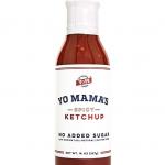 Yo Mama's Foods Keto Spicy Ketchup